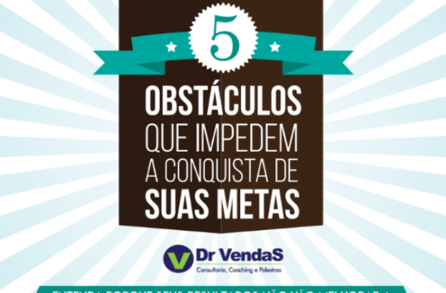 [Ebook] 5 Obstáculos que Impedem a Conquista de Metas